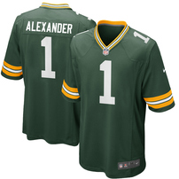 Jaire Alexander Green Bay Packers Nike 2018 NFL Draft First Round Pick Game Jersey – Green