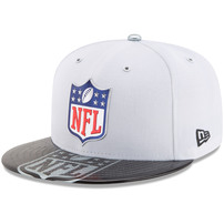 New Era 2017 NFL Draft Official On Stage 59FIFTY Fitted Hat - White