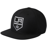 Los Angeles Kings adidas Basic Fitted Hat - Black