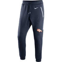 Denver Broncos Nike Champ Drive Fleece Pants - Navy