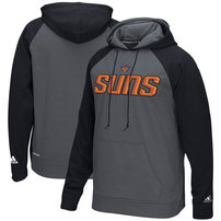 Phoenix Suns adidas Tip-Off Pullover Hoodie - Gray