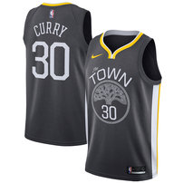 Stephen Curry Golden State Warriors Nike Swingman Jersey - Statement Edition – Black