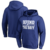 Tampa Bay Lightning Fanatics Branded Hometown Collection Defend Pullover Hoodie - Royal