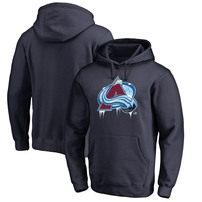 Colorado Avalanche Fanatics Branded Hometown Collection Pullover Hoodie – Navy