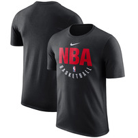 Logo Gear Nike Essential Performance Practice T-Shirt – Black