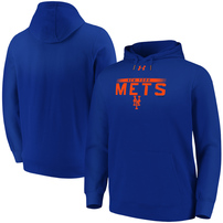 New York Mets Under Armour For All Time Rival Pullover Hoodie – Royal