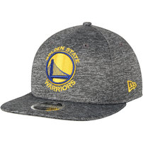 Golden State Warriors New Era City Sided 9FIFTY Original Fit Adjustable Hat - Heathered Gray