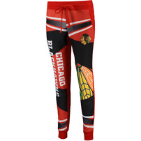 Chicago Blackhawks Concepts Sport Women's Fanbase Jogger Pants - Red