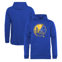 Golden State Warriors Fanatics Branded Youth X-Ray Pullover Hoodie - Royal