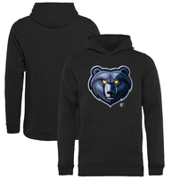 Memphis Grizzlies Fanatics Branded Youth Midnight Mascot Pullover Hoodie - Black