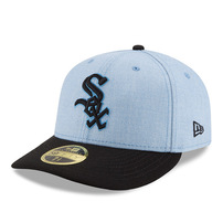 Chicago White Sox New Era 2018 Father's Day On Field Low Profile 59FIFTY Fitted Hat – Light Blue