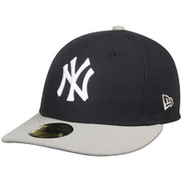 New York Yankees New Era 2T Patched Low Profile 59FIFTY Fitted Hat - Navy