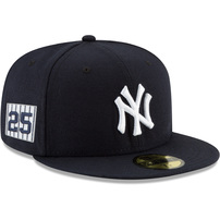 Gleyber Torres New York Yankees New Era Player Patch 59FIFTY Fitted Hat – Navy