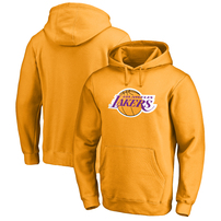 Los Angeles Lakers Team Essential Pullover Hoodie - Gold