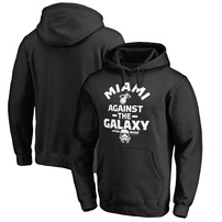 Miami Heat Fanatics Branded Star Wars Against the Galaxy Pullover Hoodie - Black