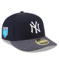 New York Yankees New Era Spring Training Collection Prolight Low Profile 59FIFTY Fitted Hat – Navy