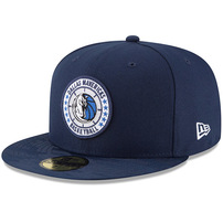 Dallas Mavericks New Era 2018 Tip-Off Series 59FIFTY Fitted Hat – Navy
