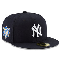 New York Yankees New Era 2018 Jackie Robinson Day 59FIFTY Fitted Hat – Navy