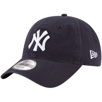New York Yankees New Era Core Fit Replica 49FORTY Fitted Hat – Navy