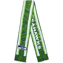 Seattle Seahawks Knit Color Blend Scarf