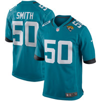 Telvin Smith Jacksonville Jaguars Nike Player Game Jersey – Teal