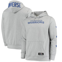 Golden State Warriors Converse Essential Pullover Hoodie – Heathered Gray