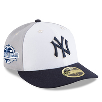 New York Yankees New Era 2018 MLB All-Star Game On-Field Low Profile 59FIFTY Fitted Hat – White/Navy