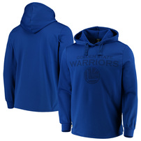 Golden State Warriors FISLL Contrast Perforated Poly Fleece Pullover Hoodie – Royal