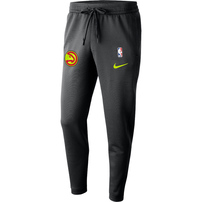 Atlanta Hawks Nike Showtime Therma Flex Performance Pants - Black