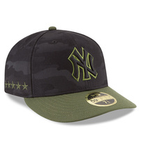 New York Yankees New Era 2018 Memorial Day On-Field Low Profile 59FIFTY Fitted Hat – Black