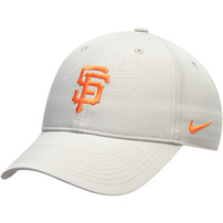 San Francisco Giants Nike Legacy 91 Adjustable Hat - Gray