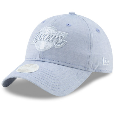 Los Angeles Lakers New Era Women's Crisp Pick 9TWENTY Adjustable Hat - Purple