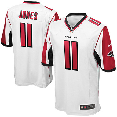 Julio Jones Atlanta Falcons Nike Youth Game Jersey - White