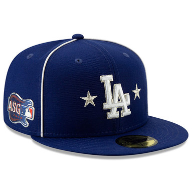 Los Angeles Dodgers New Era 2019 MLB All-Star Game On-Field 59FIFTY Fitted Hat - Royal