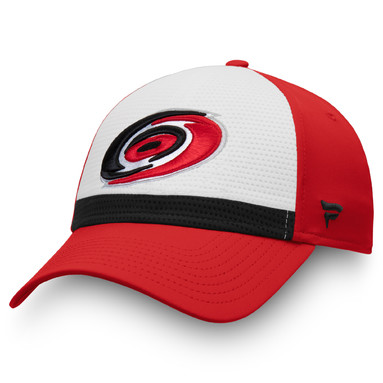 Carolina Hurricanes Fanatics Branded Breakaway Current Jersey Flex Hat - Red