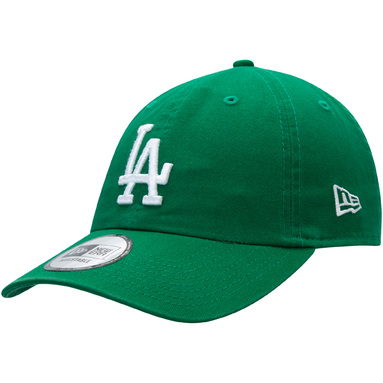 Los Angeles Dodgers New Era St. Patrick's Day Casual Classic Adjustable Hat - Green