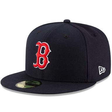 Boston Red Sox New Era Game Authentic Collection On-Field 59FIFTY Fitted Hat - Navy