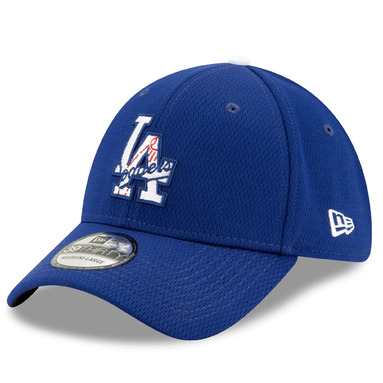 Los Angeles Dodgers New Era Youth 2020 Batting Practice 39THIRTY Flex Hat – Royal