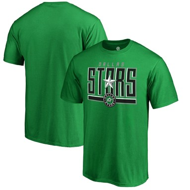 Dallas Stars Fanatics Branded Hometown Collection Local T-Shirt - Kelly Green