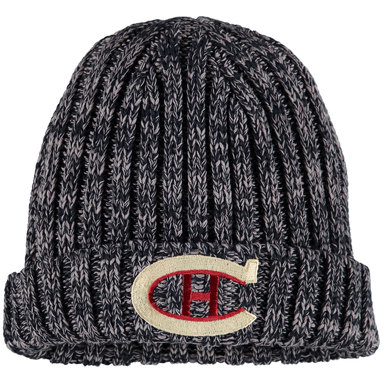 Montreal Canadiens CCM 2016 Winter Classic Watch Cap Cuffed Knit Hat - Red