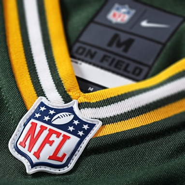 Aaron Rodgers Green Bay Packers Nike Game Jersey - Green изображение