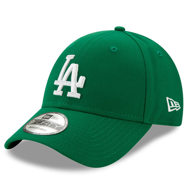 Los Angeles Dodgers New Era St. Patrick's League 9FORTY Adjustable Hat - Green