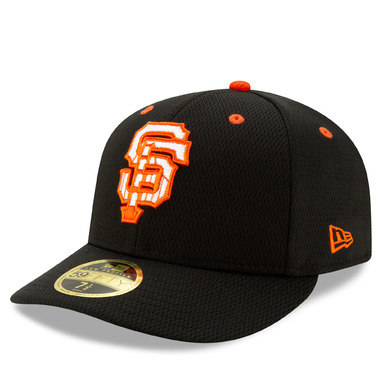 San Francisco Giants New Era 2020 Batting Practice Low Profile 59FIFTY Fitted Hat – Black