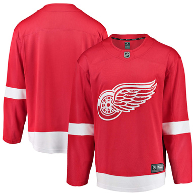 Detroit Red Wings Fanatics Branded Breakaway Home Jersey - Red