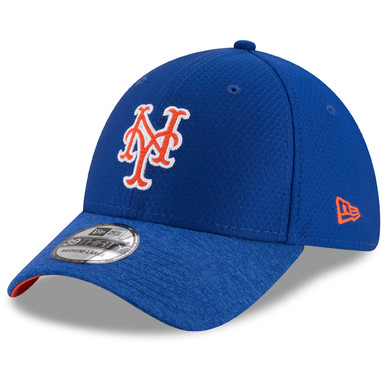 New York Mets New Era Popped Shadow 39THIRTY Flex Hat - Royal