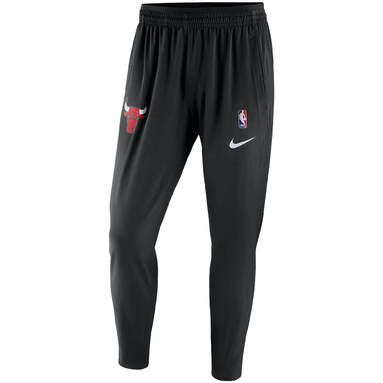 Chicago Bulls Nike Showtime Performance Pants - Black