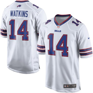 Sammy Watkins Buffalo Bills Nike Youth Game Jersey - White